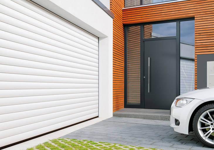 Roldeuren voor garages
